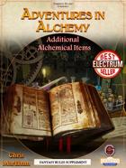 Adventures in Alchemy