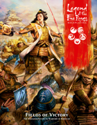 Legend of the Five Rings Fields of Victory