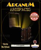 ARCANUM - Artifacts