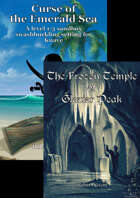Frozen Temple and Swashbuckling [BUNDLE]