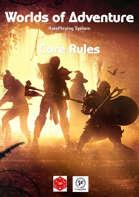 WARPS Core Rules - Generic Classless d20