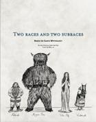 Two races and two subraces for 5E based on Slavic Mythology