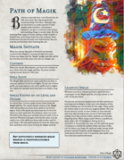 Path of Magik - A 5E Barbarian path and background