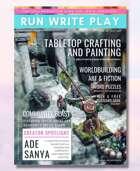 RUN WRITE PLAY - Zine Issue #05