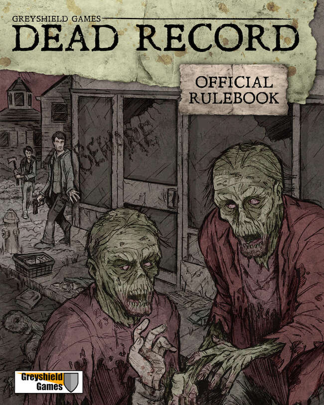 Dead Record: Official Rulebook