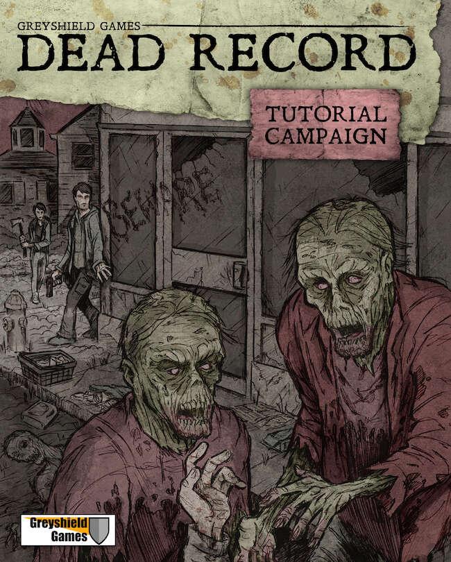 Dead Record: Starter Materials