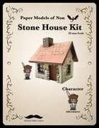 Stone House Paper Kit