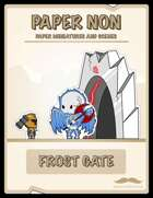 Frost Gate Paper Kit