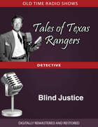Tales of Texas Rangers: Blind Justice