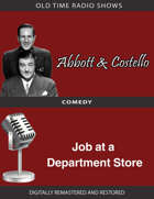 Abbott and Costello: Job at a Department Store