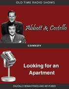 Abbott and Costello: Looking for an Apartment