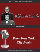 Abbott and Costello: From New York CIty Again