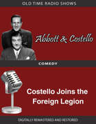 Abbott and Costello: Costello Joins the Foreign Legion