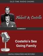 Abbott and Costello: Costello's Sea Going Family