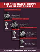 Adventures of Sam Spade [BUNDLE]