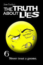 The Truth About Lies (Chronicles of a Hero Book 6)