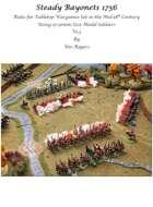 Steady Bayonets 1756