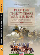 Play the Thirty Years War 1618-1648 Add-on cavalry sheet 1