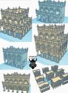 Modular South America/Colonial City [BUNDLE]