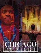 Chicago By Night Wallpapers (Vampire: the Masquerade 5th Edition)