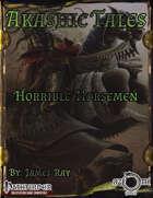 Akashic Tales: Horrible Horsemen