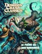Dungeon Crawl Classics (French) #00 : Le Fléau des rois barbares