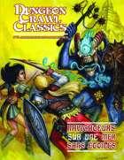 Dungeon Crawl Classics (French) #01 : Navigateurs sur une mer sans étoiles
