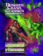 Dungeon Crawl Classics (French) #03 : L'Enchanteur d'émeraude
