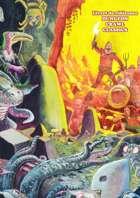 Dungeon Crawl Classics (French) Livret de référence