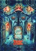 Dungeon Crawl Classics (French) Ecran du Juge