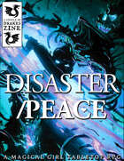 DISASTER/PEACE - A Magical Girl Tabletop RPG