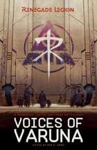 Voices of Varuna: a Renegade Legion Anthology