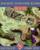 Ancient Seafloor Ruins [18x32]