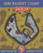 Sibi Bandit Camp [24x24]