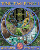 The Atlas of Rong'lu - Tumultuan Jungle I