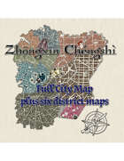 Zhongxin Chengshi - Complete Map Collection