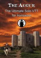 The Augur: A VTT for Ironsworn