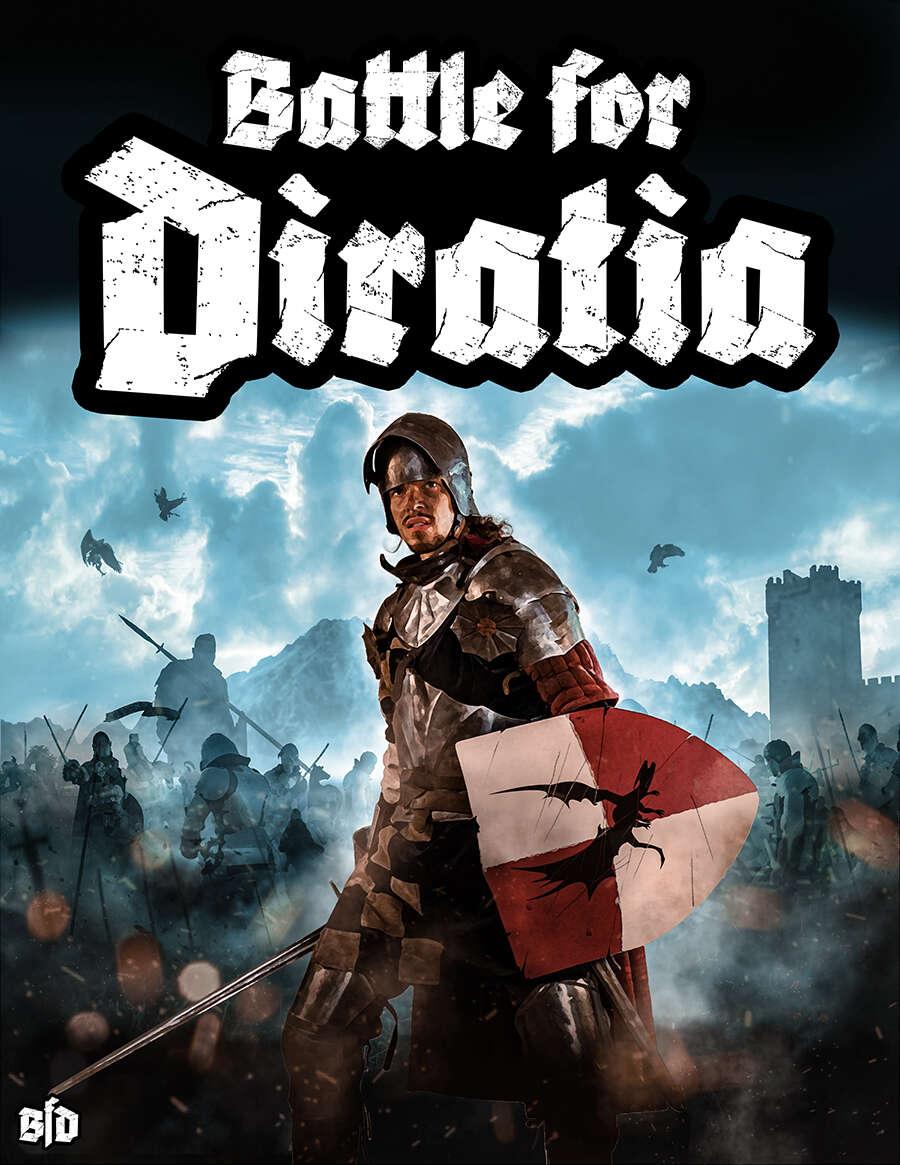 Battle for Diratia - Wargame & RPG hybrid