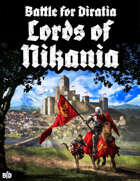 Lords of Nikania - The Tournament