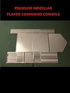 Premium Modular Player Command Console