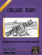 Chicago Ruins Support Files