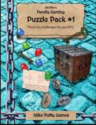 Puzzle Pack #1