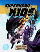 Superhero Kids RPG Mission: The Lair of Doctor Hyena