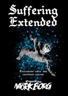 Suffering Extended - A MÖRK BORG Supplement