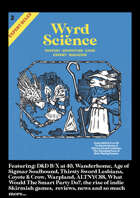Wyrd Science - Expert Rules (Vol.1 / Issue 2)