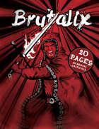 Brutalix - Critical Hit and Critical Fail charts