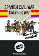 Army Set: Spanish Civil War, Column's War