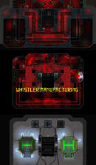 Cyberpunk Map Pack - Whistler Manufacturing