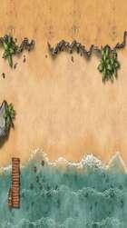 Sunny Beachside Battleground