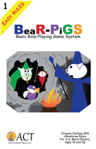 BeaR-PiGS Basic Role-Playing Game System